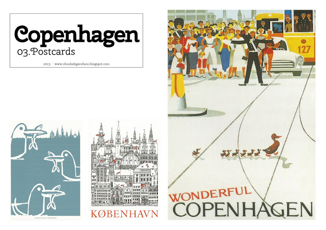 copenhagen: ricordi di viaggio