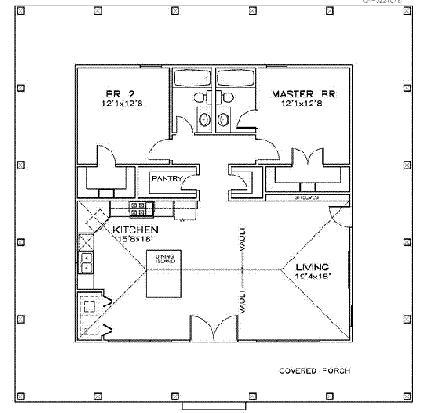 Planos casas modernas planos arquitect nicos de casas for Planos arquitectonicos de casas