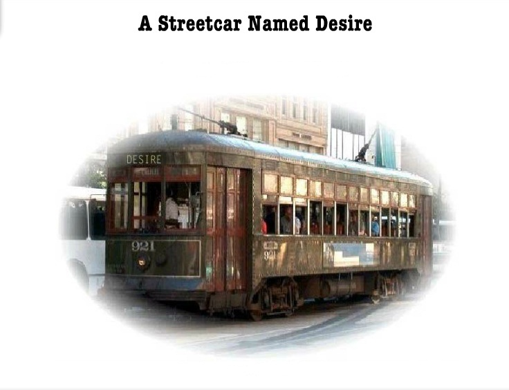 A streetcar named desire essay topics