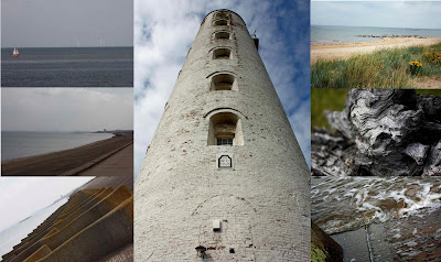 Leasowe Lighthouse Collage