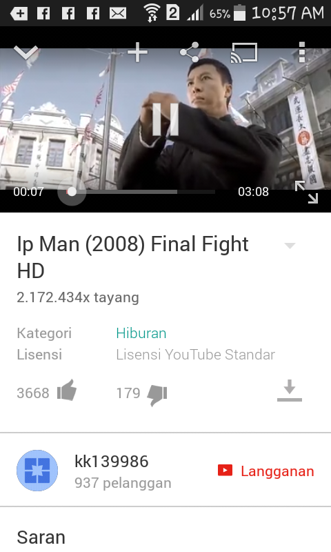 Cara Download / Unduh Video Youtube di Android Dengan Cepat