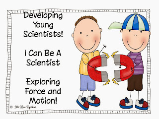 http://www.teacherspayteachers.com/Product/I-Can-Be-A-Scientist-Exploring-Force-And-Motion-399725