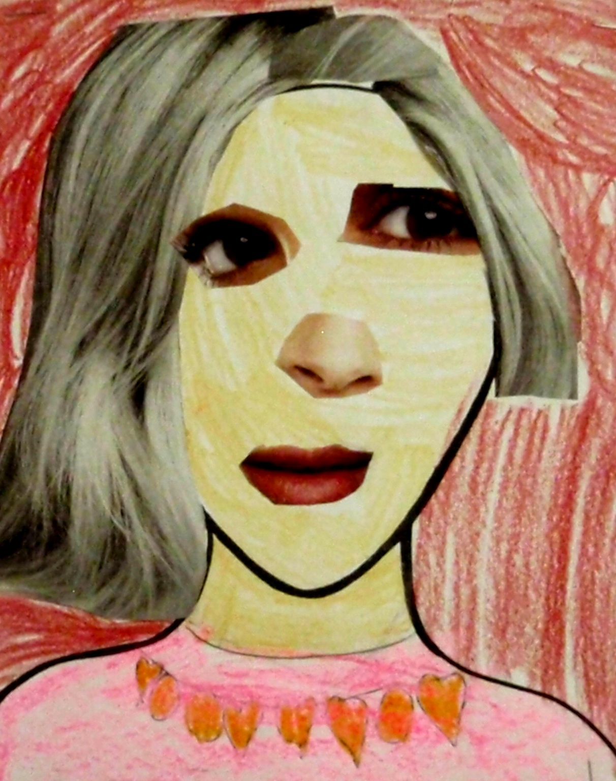 Picasso Cubist Faces Picasso style portraits