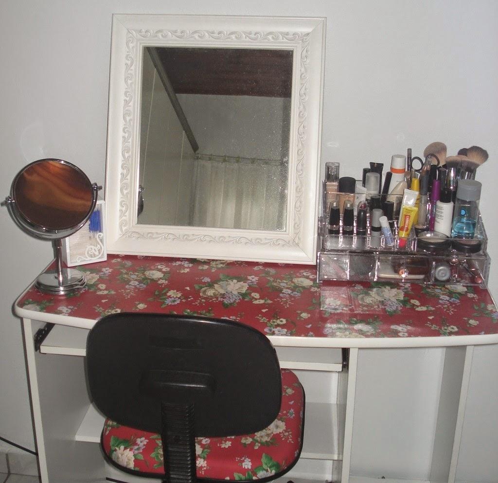 nomoredrama.com.br/transformando a escrivaninha em penteadeira parte 2 #763D3C 1024x993