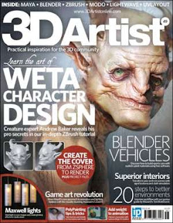 3DArtist Magazine Issue 49 2012