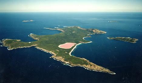 Kepulauan Recherche, Australia Barat