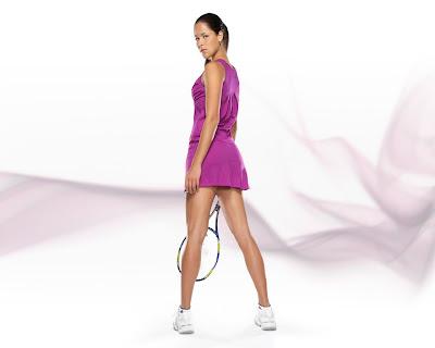 Tennis Star Ana ivanovic