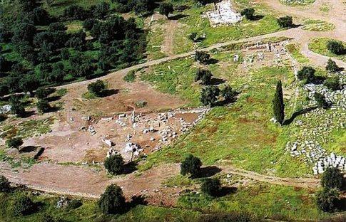 Στη τελική ευθεία τα έργα στην Αγορά της αρχαίας Μεσσήνης