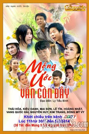 Mộng Ước Vẫn Còn Đây HTV7 - Mong Uoc Van Con Day