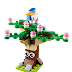 FREE LEGO Spring Tree Mini Model Build at LEGO Stores (3/4)