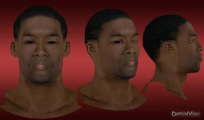 NBA 2K13 DeAndre Liggins Cyberface Mod