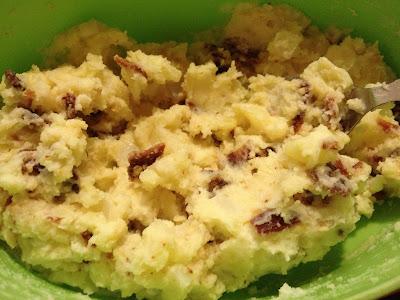 potato skins filling