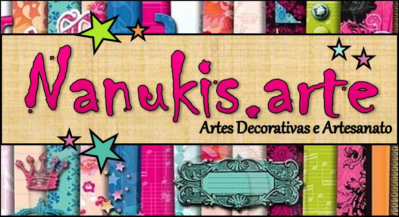 Nanukis.arte - Artes Decorativas e Artesanato
