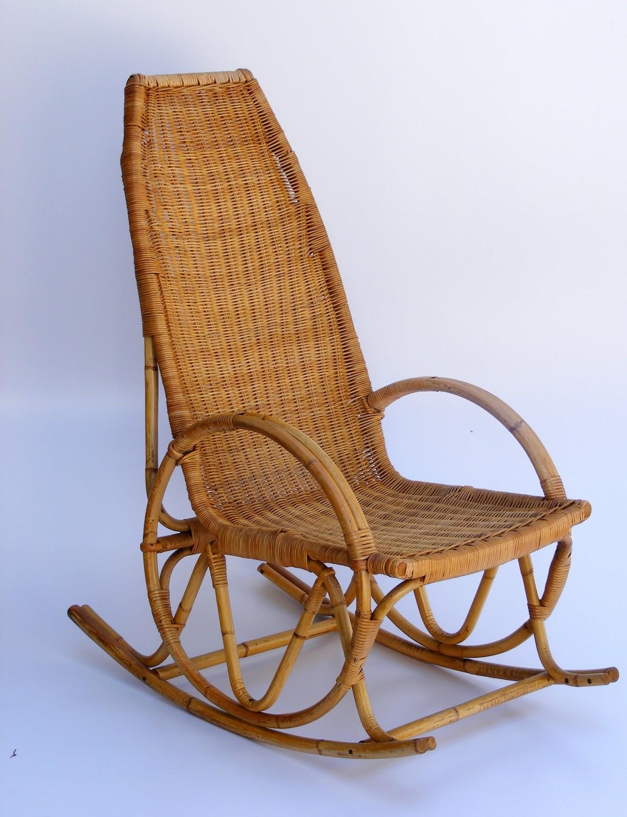 this weeks new furniture stock at vamp... Vintage cane rocker