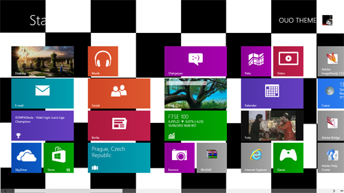 Chees Theme For Windows 7 And 8