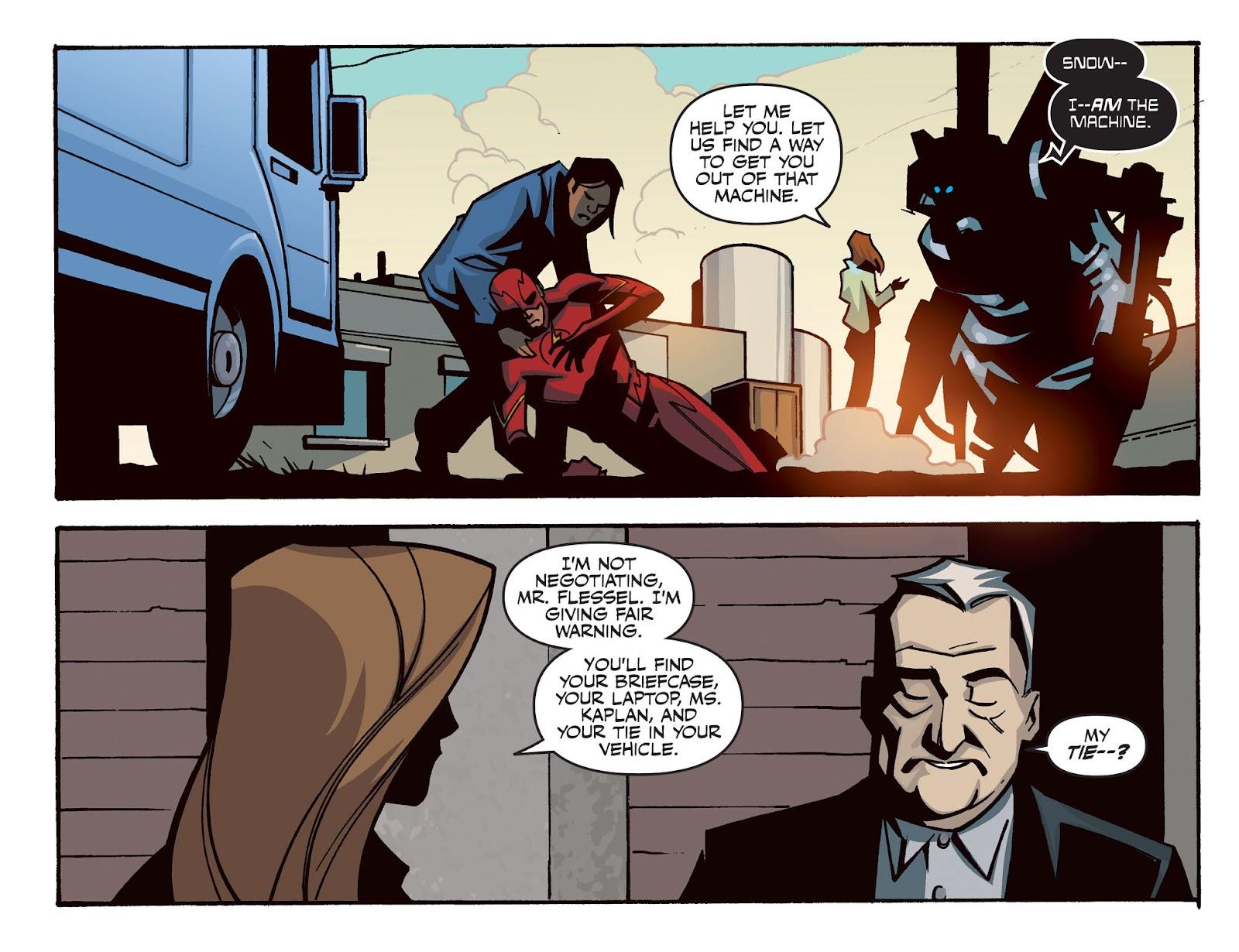 The Flash: Season Zero [I] Issue #19 #19 - English 20
