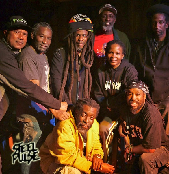 Steel Pulse Headline Simmer Down Festival Handsworth