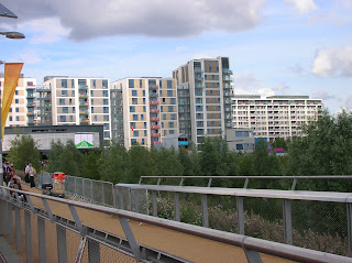 London 2012 Olympics - Athletes Village