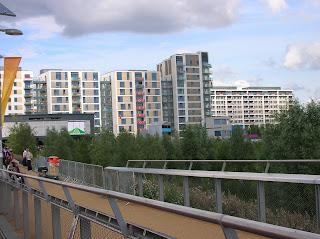 London 2012 Olympics - Athletes Village