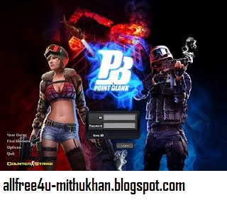 ALL FREE 4World: Counter Strike Point Blank 100%working