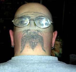 Gambar Tatto on Gambar Tatto Unik   Keren Yang Sangat Hidup   Kumpul Berita