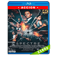007 Spectre (2015) 4K Audio Dual Latino-Ingles