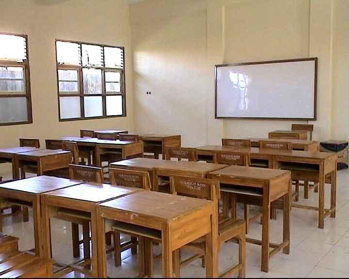 Hiasan Ruang Kelas