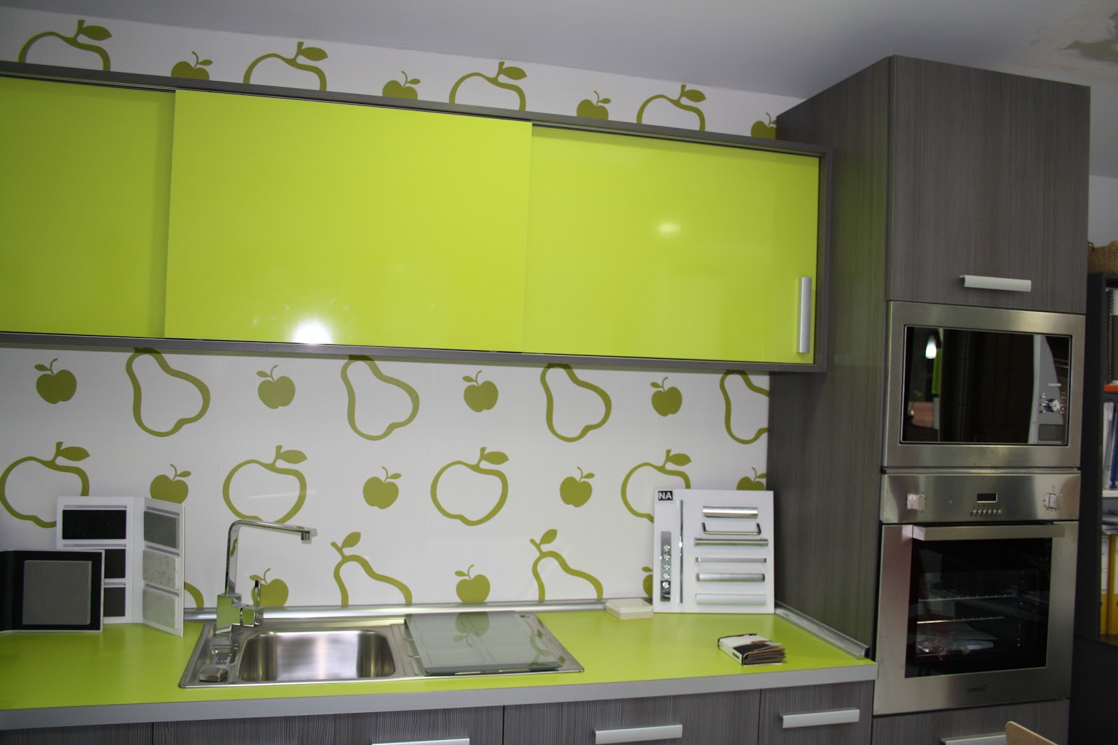 Cocina completa de 3 metros desde 1499 Euros. | Muebles ANSER ...