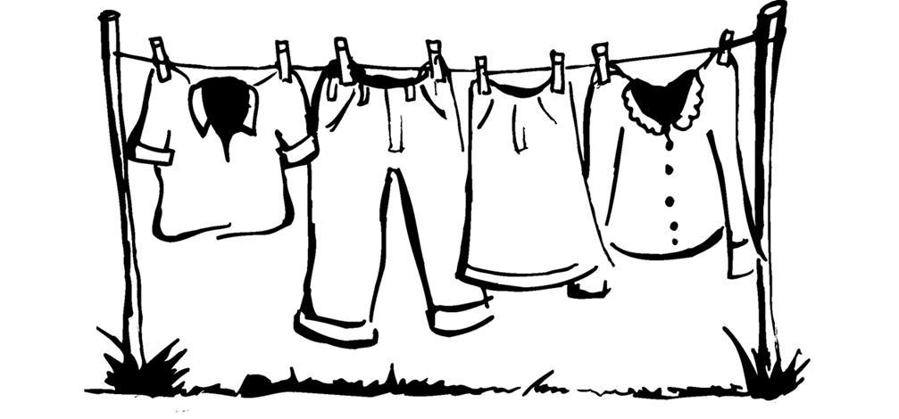 Clothes Dryer Clip Art ~ In the land of living skies ii march