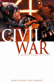 Civil War book cover