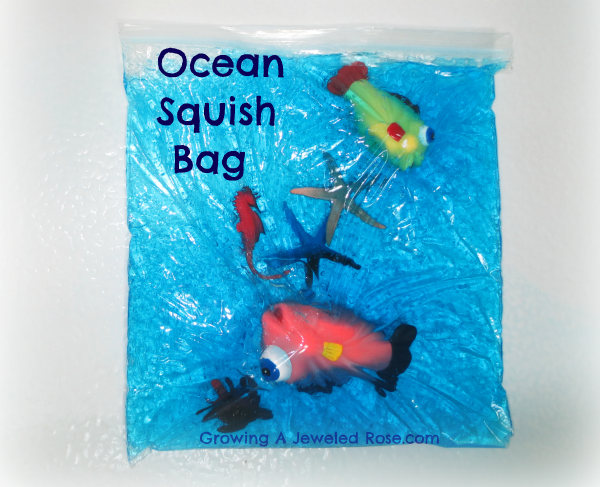 sensory bag