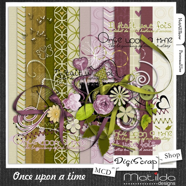 Serendipity Design Once Upon A Time By Matilda Designs