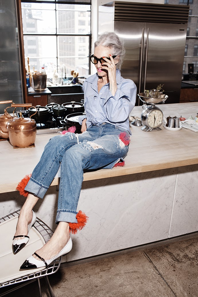 That 39 S Not My Age Linda Rodin For