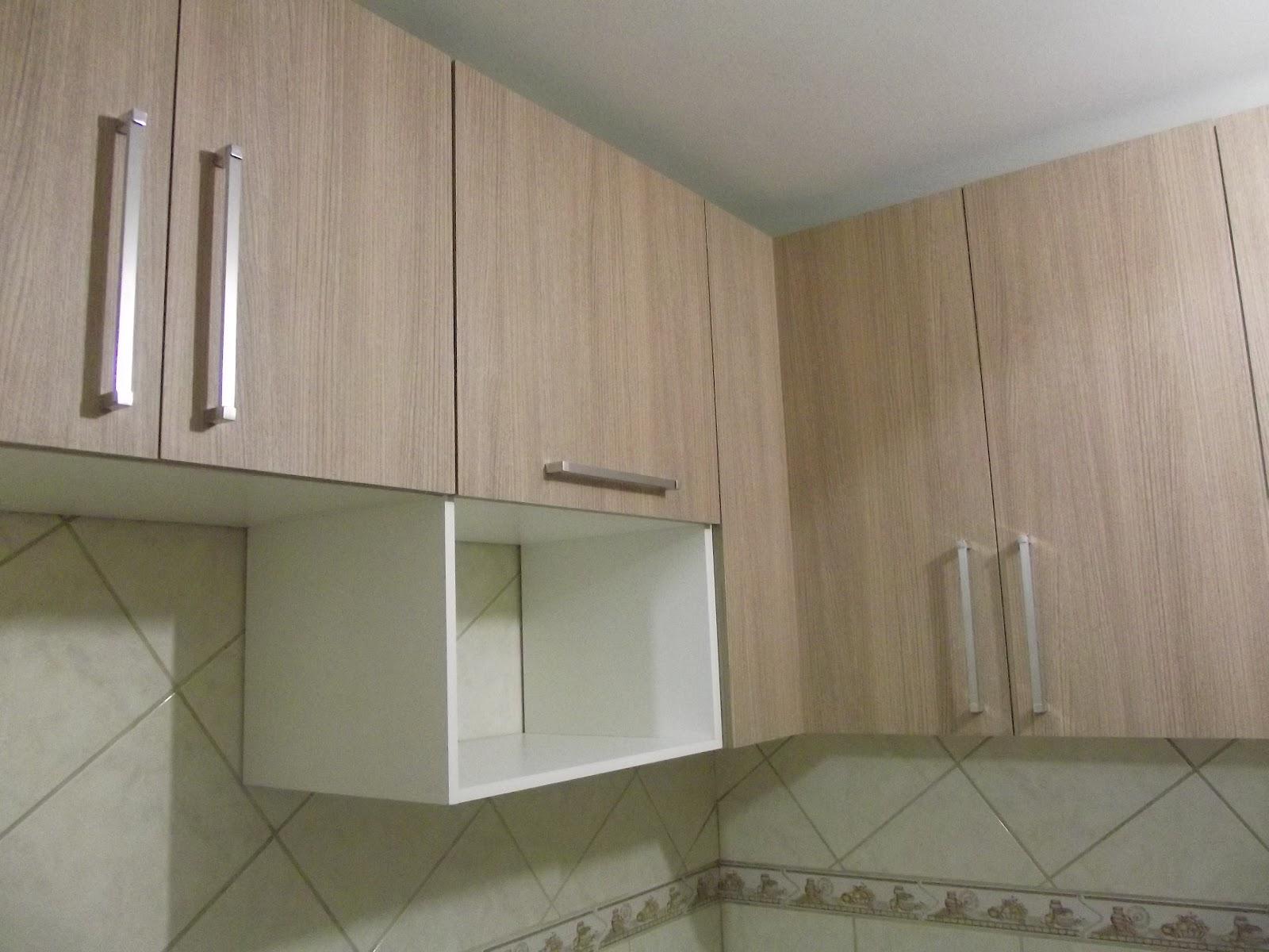 Another Image For Planejados.: Armários de cozinhas planejados #504A36 1600 1200