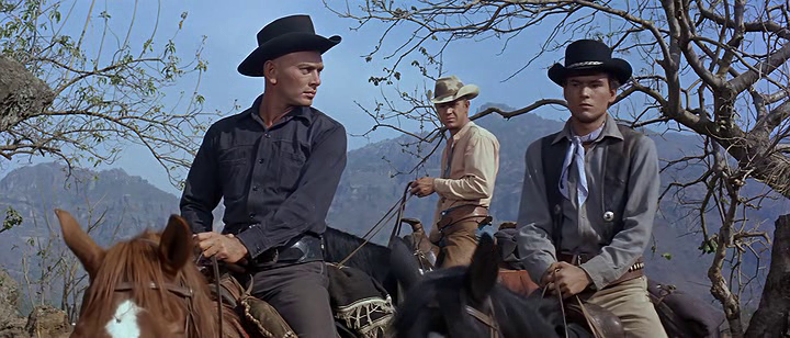 Los Siete Magníficos | 1960 | The Magnificent Seven