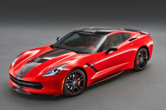 2015 Chevrolet Corvette Pacific