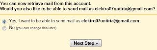 Cara Membuat 2 Akun Gmail Menjadi 1 Account