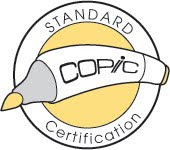 COPIC Certified by Lori Craig!