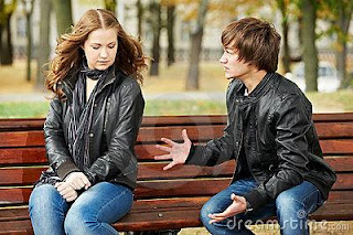 Is Conflict Healthy For Relationship? - couple fighting