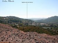 Riells del Fai des de la Roca Roja. Autor: Carlos Albacete