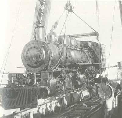 MEMÓRIAS LEONENSES: O porto de Rio Grande e a Ferrovia Francesa