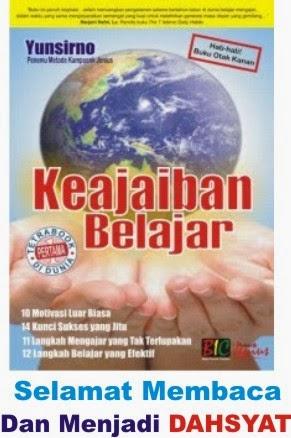 Buku Metode Belajar kampoenk Jenius