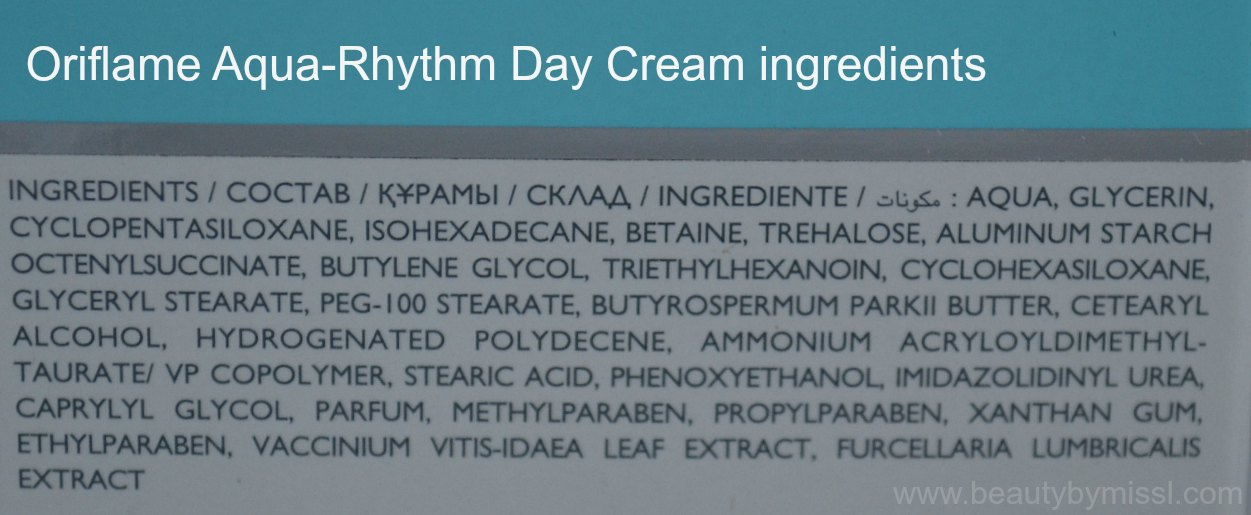 review, day cream