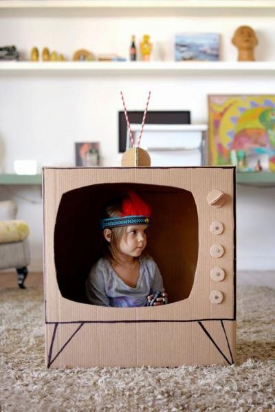 TV Anak Kardus