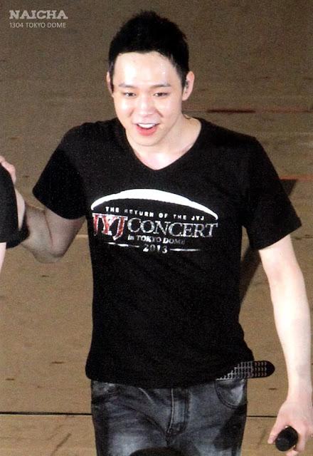 Yoochun Tokyo Dome Konser 18