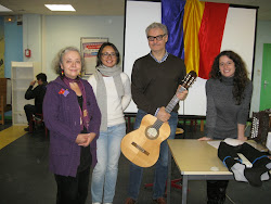 Apasionante conferencia sobre las Brigadas Internacionales por Pascal Gabay en el liceo de Pantin