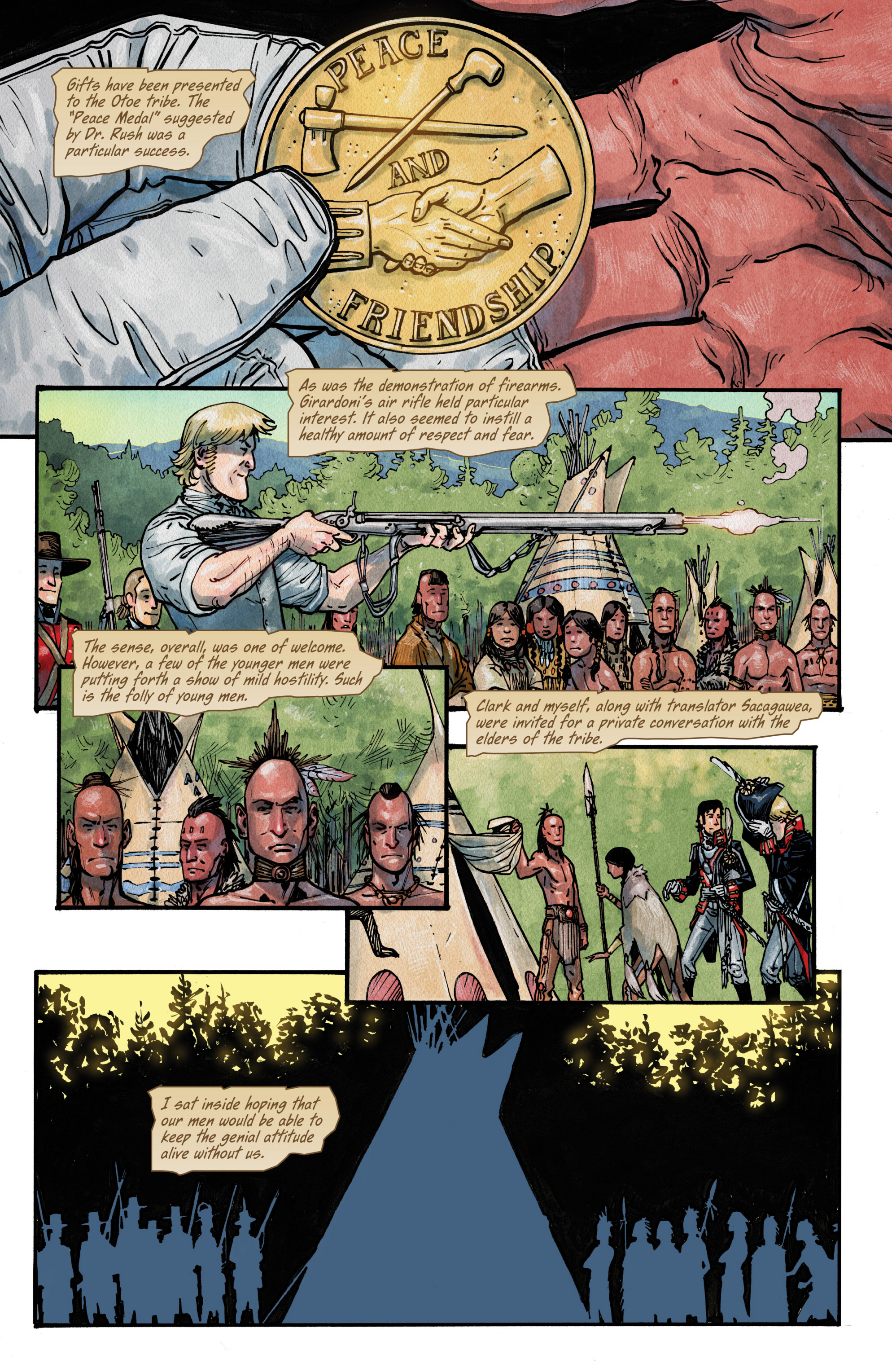 Manifest Destiny #_TPB_2 #42 - English 114
