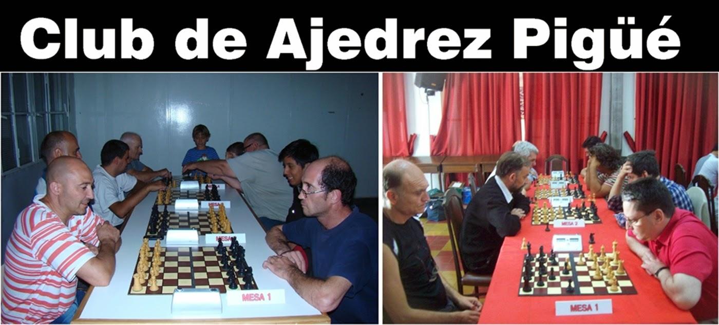 Club de Ajedrez Pigüé