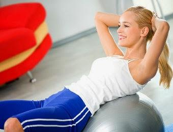 Los ejericios de fitness y las mujeres