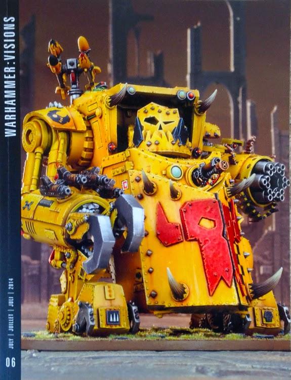 Warhammer: Visions, número 6